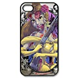Zombie Disney Princess Belle Iphone 4,4s Case Plastic New Back Case