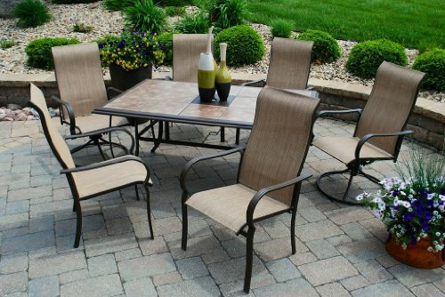 Pavano 7 Piece Dining Set