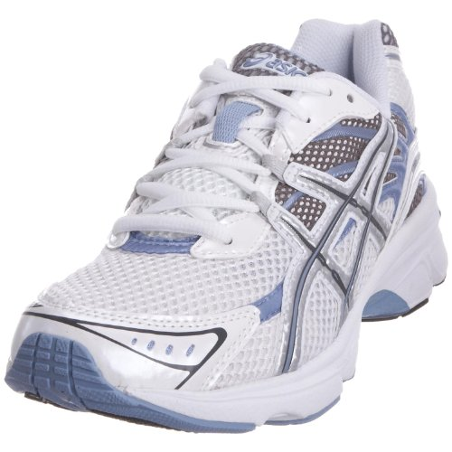 ASICS Women's Gel Radience 4 W White/Lightning/Lilac Trainer T0F6N0191 5 UK
