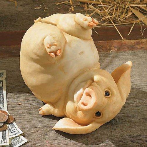 Peppermint Medium Coin Piggy Bank - 1