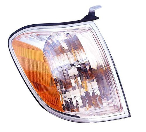 Depo 312-1556R-AC Toyota Tundra/Sequoia Passenger Side Replacement Parking/Signal Light Assembly Style: Passenger Side (RH)