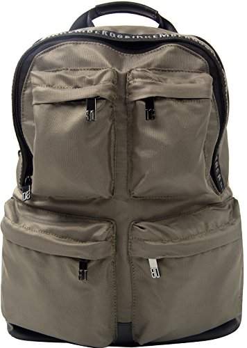 Zaino Uomo Donna Bikkembergs Backpack Men Woman DB- COVER D0603-Verde