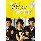 How I Met Your Mother - Season 1-5 [DVD]by Jason Segel