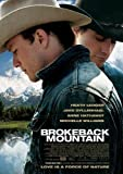 "Brokeback Mountain Movie Poster #01 24""x36"""