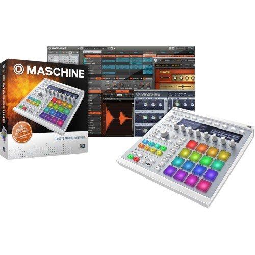 Native Instruments Maschine MK2 Groove Production Studio, White