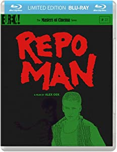 Repo Man [Masters of Cinema] [Blu-ray] [1984]