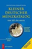 Image de Kleiner deutscher Münzkatalog: von 1871 bis heute