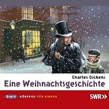 Eine Weihnachtsgeschichte Hörspiel von Charles Dickens Gesprochen von: Leonard Steckel