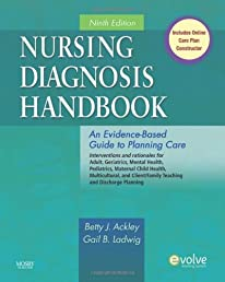 Nursing Diagnosis Handbook: An Evidence-Based Guide to Planning Care, 9e