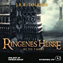 Ringenes Herre 2 [Lord of the Rings 2] (       UNABRIDGED) by J.R.R. Tolkien, Ida Nyrop Ludvigsen (translator) Narrated by Torben Sekov