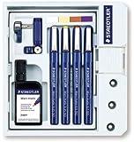 Staedtler Marsmatic 4 Pen Set
