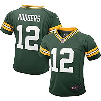 NFL Jersey's Youth Green Bay Packers Richard Rodgers Pro Line Green Team Color Jersey