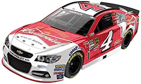 Kevin Harvick #4 Budweiser Chevrolet SS 2014 NASCAR Diecast Car, 1:24 Scale HOTO