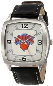 NBA Mens NBA-RET-NY Retro Series New York Knicks Watch by Game Time