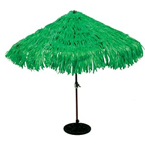 Tropical Sun 9 Green Nylon Umbrella Cover by Tropical Sun