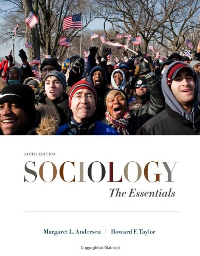 Sociology: The Essentials