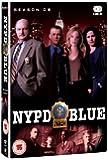 NYPD Blue Complete Season 8 [DVD]