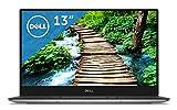 Dell ノートパソコン モバイル XPS 13 Core i7 QHDモデル シルバー 16Q37/Windows10/13.3インチ タッチ/8GB/256GB SSD