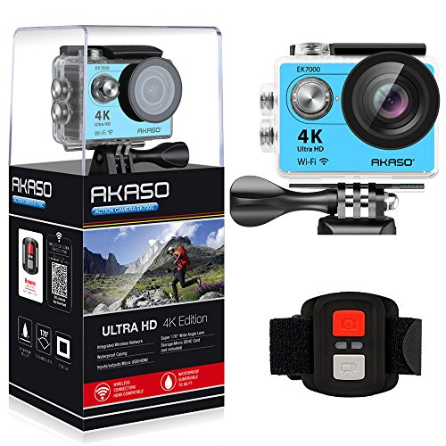 AKASO EK7000 4K WIFI Sports Action Camera Ultra
