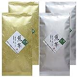 一番煎茶100gと一番煎茶上100g 2袋セット 静岡産