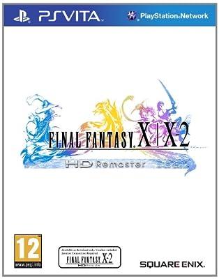 Final Fantasy X/X-2 HD Remaster by Square Enix