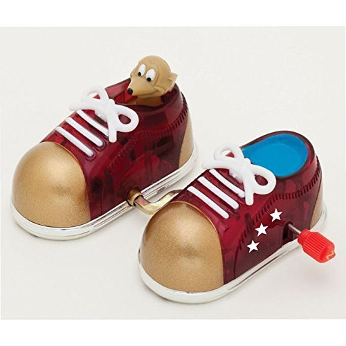 Raffi Sneakers Wind up