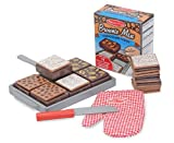 Melissa & Doug Wooden Bake and Serve Brownies Reviews
