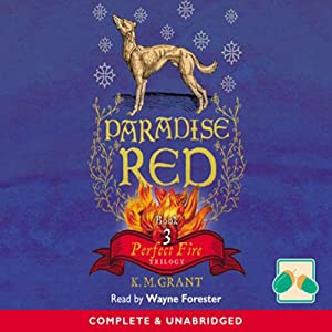 Paradise Red Audiobook