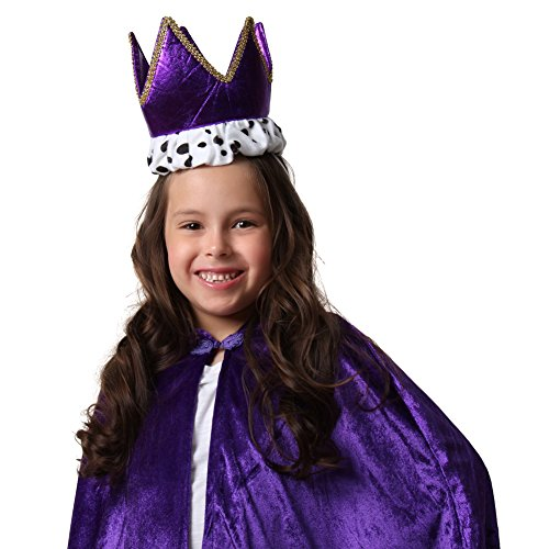 Purple Royal Crown