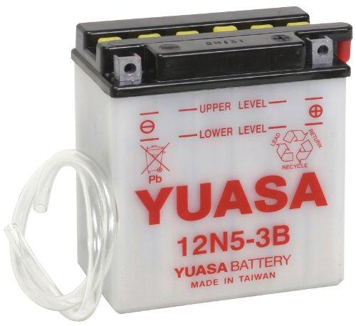 Yuasa Yuam2253B 12N5-3B Battery