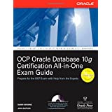 Oracle Database 10g OCP Certification All-In-One Exam Guide (Oracle Database 10g Handbook) ~ Damir Bersinic