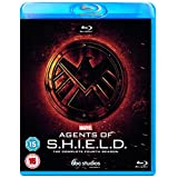Marvel's Agents Of S.H.I.E.L.D. S4 - Blu-ray [2018] [Region Free][Standard Version]- Assorted