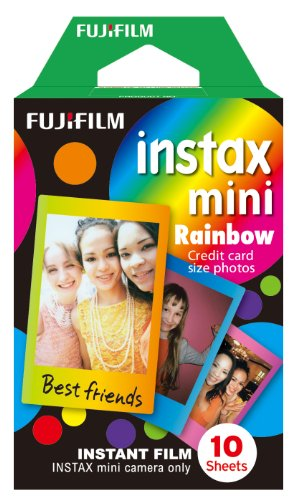Fujifilm Instax Mini Rainbow Photo