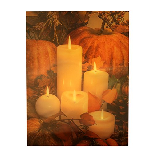 Best Deals - DFL Decorative Illuminated Led Lighting Wall Art with timer, Battery Operated ...