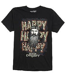 Duck & Dynasty Round Neck Tshirt