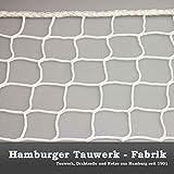 Universal Schutznetz Weiß - Breit von 0,6 Meter bis 2,0...