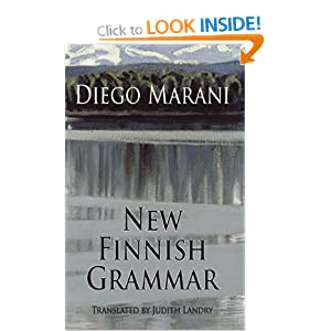 New Finnish Grammar - Diego Marani