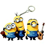 Minions Schl�sselanh�nger Keychain Bo...