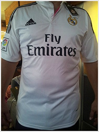 JAMES RODRIGUEZ  10 2014-15 REAL MADRID HOME SOCCER JERSEY (US SMALL ( M )) 22c3ca267