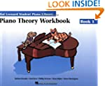 Piano Theory Workbook Book 1: Hal Leo...