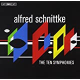 Alfred Schnittke : Les 10 Symphonies