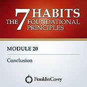 Module 20 - Conclusion |  FranklinCovey