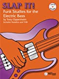 img - for Slap It: Funk Studies for the Electric Bass - BK/CD book / textbook / text book