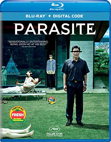Blu-ray : Parasite