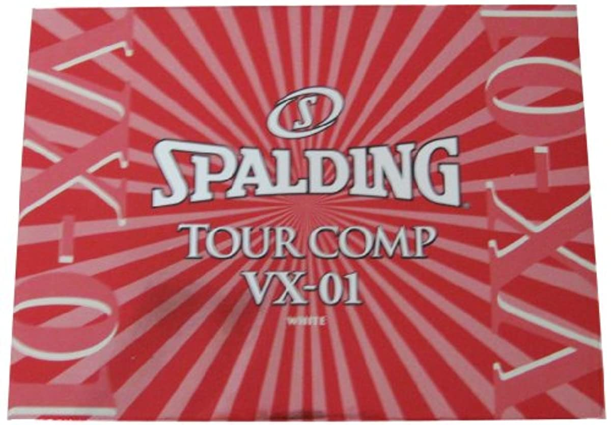[해외] SPALDING(?)tourcomp VX-01  화이트