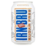 Barr Irn-Bru Sugar Free 330ml (Pack of 24 x 330ml)