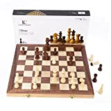 Chess Set for Adults and Kids with 15