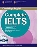 img - for Complete IELTS Bands 4-5 Workbook with Answers with Audio CD book / textbook / text book