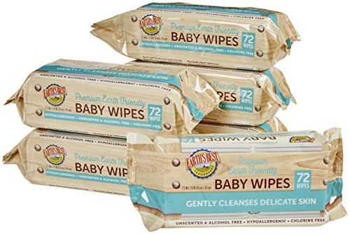 Earth's Best Tender Care Baby Wipes Refill - 432ct - 1