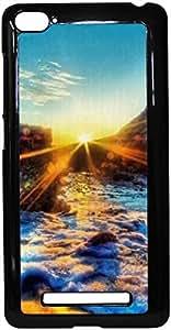 FCS Printed 2D Designer Hard Back Case For Xiaomi Mi 4i Design-20578